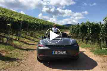 Soundcheck Porsche 718 Boxter S