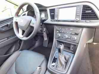 Seat Leon X-Perience 2.0 TDI Lenkrad