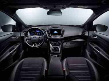 Ford Kuga Innenraum 2017