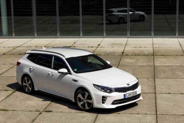 Ambitionierter Anlauf in die Mittelklasse - Der neue Kia Optima Sportswagon