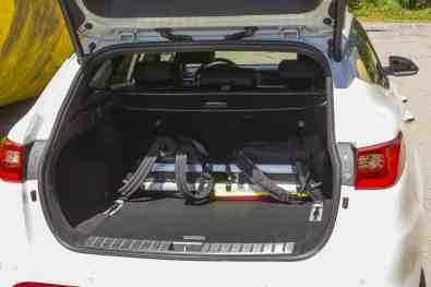 Kia Optima Sportswagon Kofferraum
