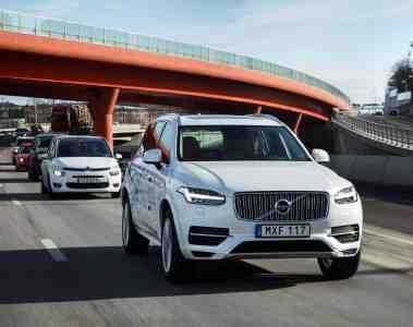 Uber wählt Volvo als Partner fürs autonome Fahren