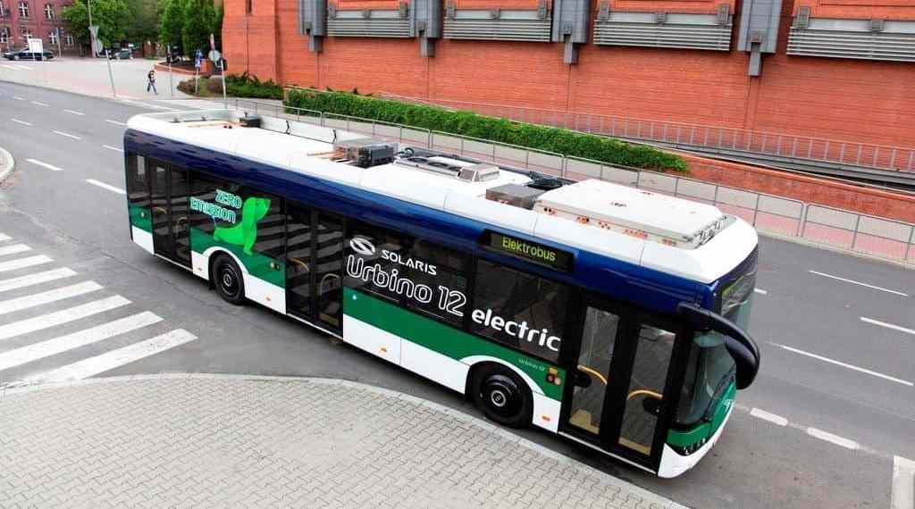 """Solaris Urbino Electric ist """"Bus des Jahres 2017"""""""