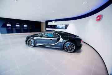 Bugatti Chiron: Dienstwagen für gestresste EU-Politiker
