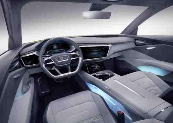 Audi Cockpit der Zukunft
