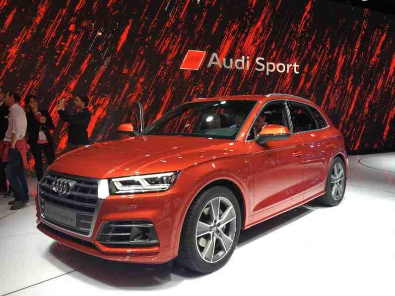 Audi - neuer Q5