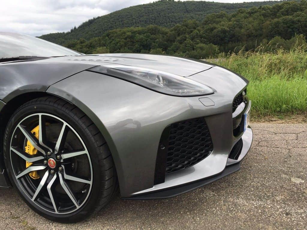Jaguar F-Type SVR Felge