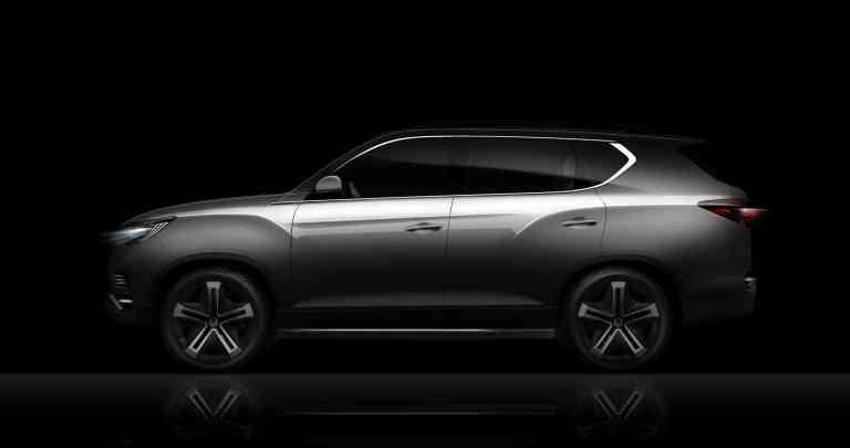 Paris 2016: Ssangyong kündigt neues SUV an