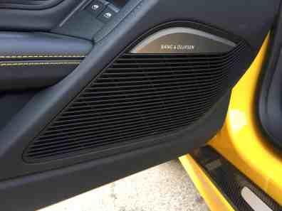Audi R8 Spyder Lautsprecher