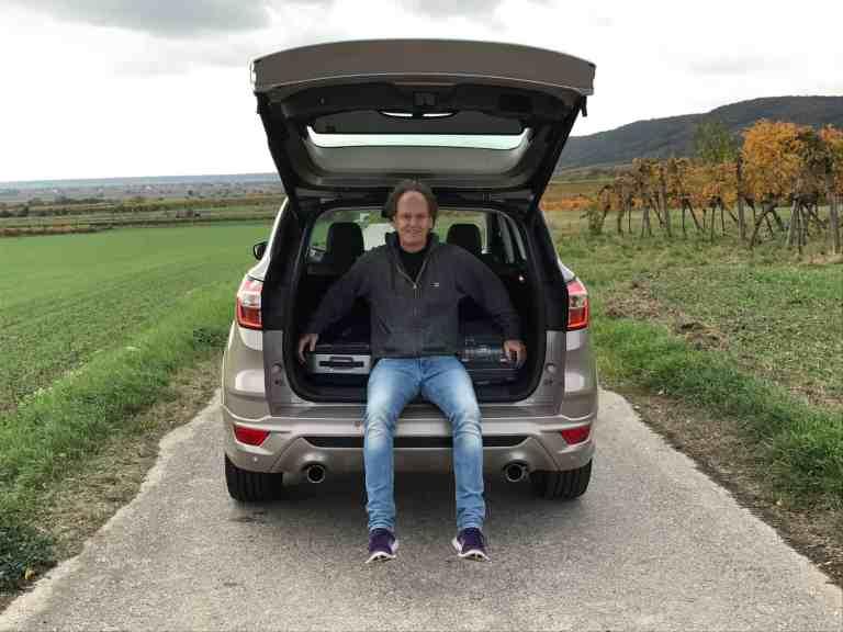 Ford Kuga Vignale - Brandneues Midsize-SUV kommt nun auch in Luxus-Version