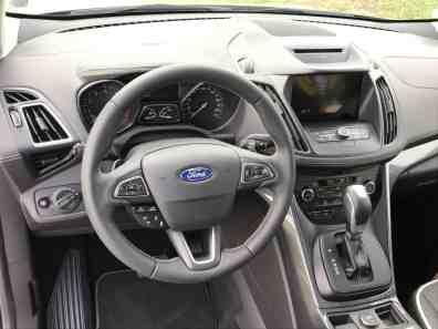 Ford Kuga Vignale Cockpit