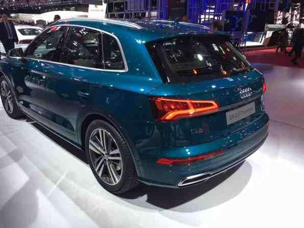 Audi Q5 Heck