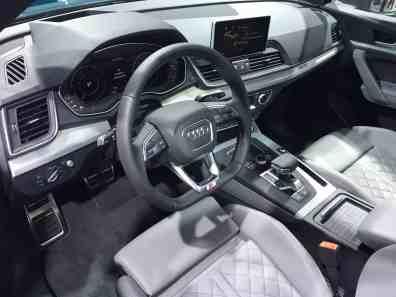 Audi Q5 Innenraum
