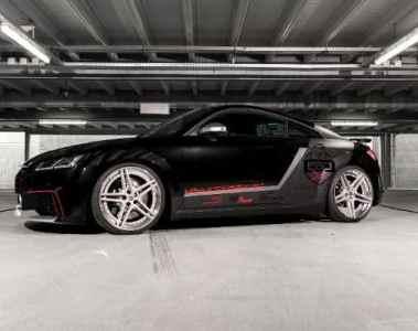 HG-Motorsport beschleunigt den Audi TT RS