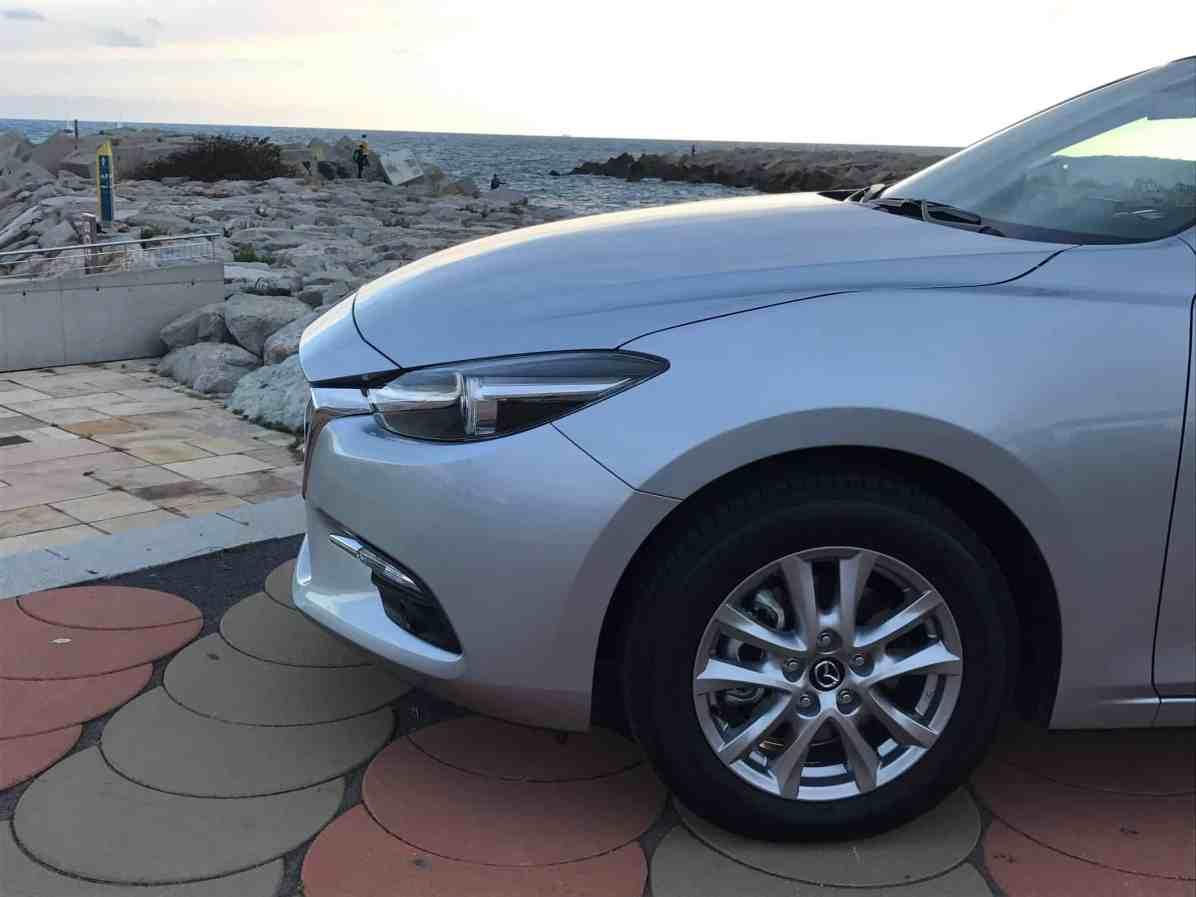 Mazda3 Felge