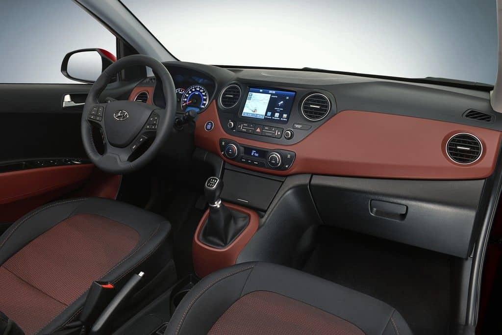 Hyundai i10 Innenausstttung