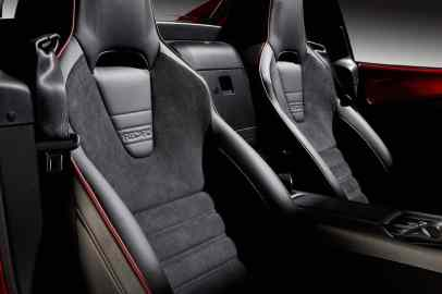Mazda MX-5 RF Ignition Sitze