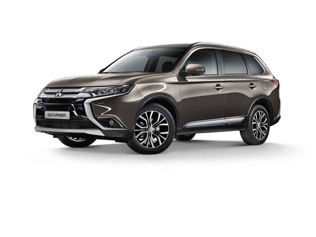 "Mitsubishi Outlander ""Diamant Edition"""