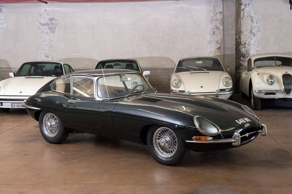 Jaguar E-Type (1962)