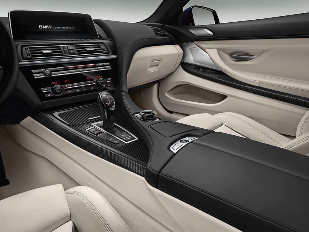 BMW 6er Reihe Innenraum