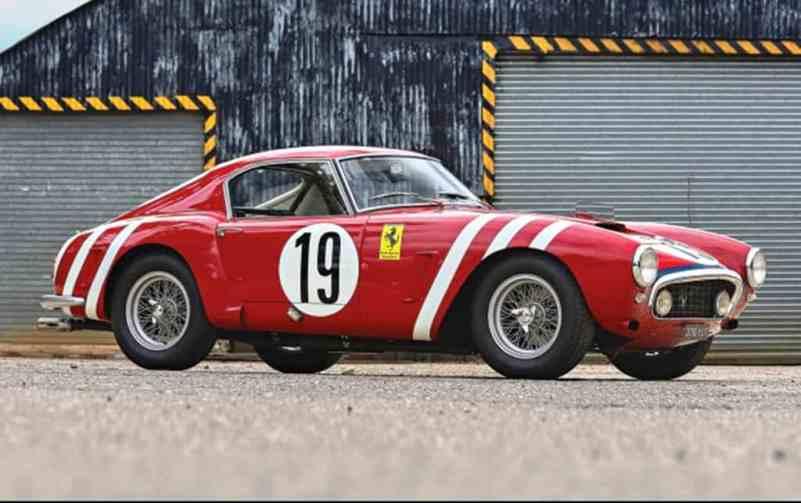 Ferrari 250 GT SWB Berlinetta Competizione von 1960