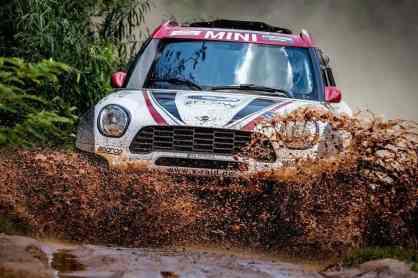 Mini John Cooper Works Rallye