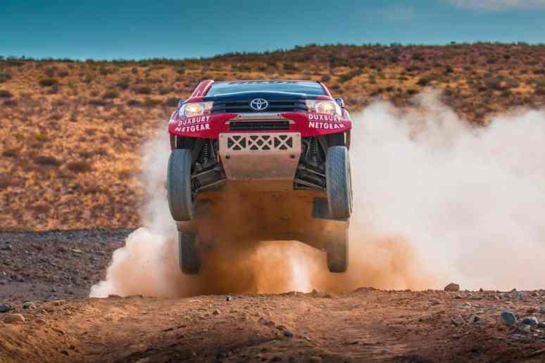 Toyota Gazoo Hilux Evo