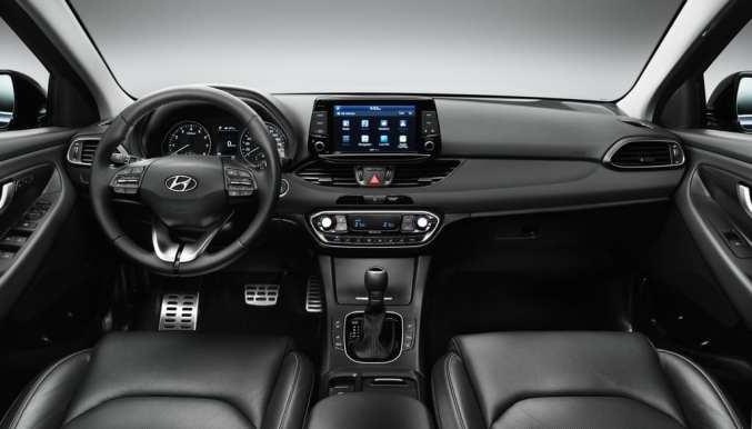 Hyundai i30 Innenraum