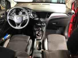 Opel Crossland X Cockpit