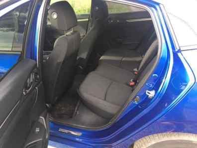 Honda Civic Rückbank