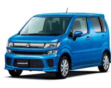 Nichts für Deutschland - die neuen Kei-Cars von Suzuki - Wagon R und Wagon R Stingray