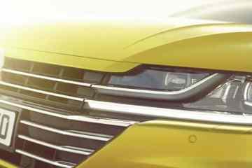 Genf 2017: VW positioniert den Arteon oberhalb des Passat