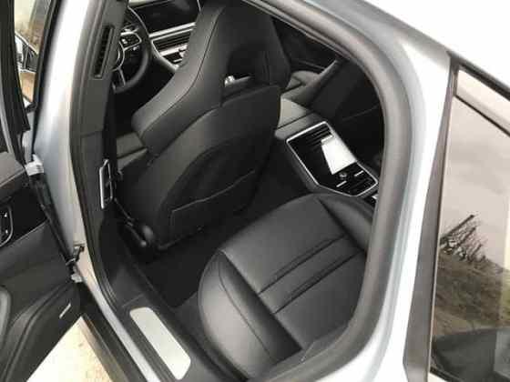 Porsche Panamera 4S Rücksitze