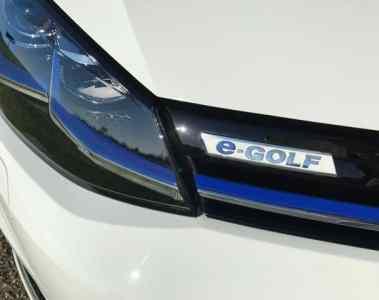 Gläserne Manufaktur: Statt Phaeton jetzt E-Golf