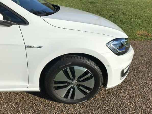 VW E-Golf (2017)
