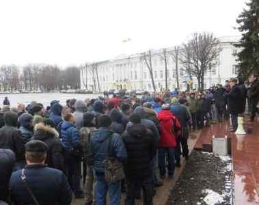 Russland geht gegen demonstrierende Lkw-Fahrer vor