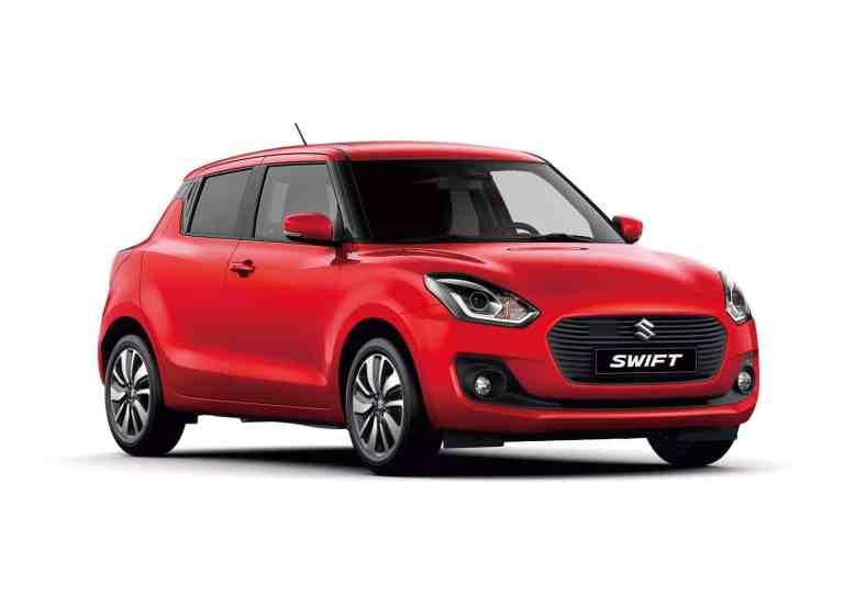 Suzuki versichert den Swift gratis
