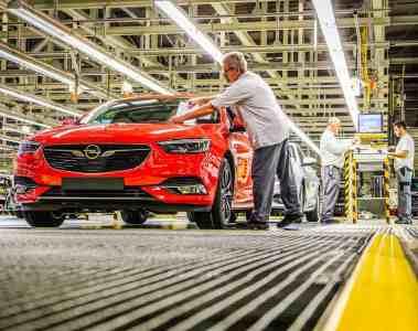 Opel soll auch nach der PSA-Übernahme weiter Buicks bauen