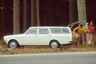 Ende November 1967 wurde die 140er-Baureihe durch die Einführung des Kombi Volvo 145 komplettiert.