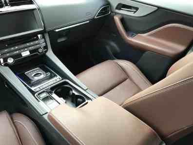 Jaguar F-Pace Innenraum
