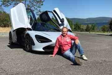Der brandneue McLaren 720S Luxury - von uns schon gefahren