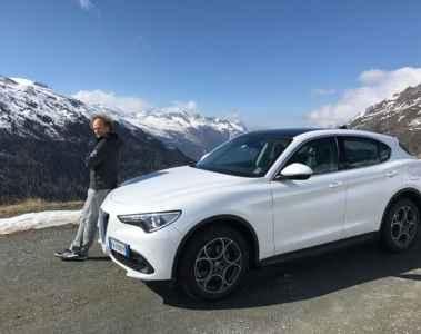 Alfa Romeo Stelvio - Macan auf Italienisch