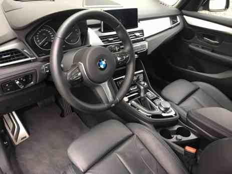BMW 225xe Active Tourer Lenkrad