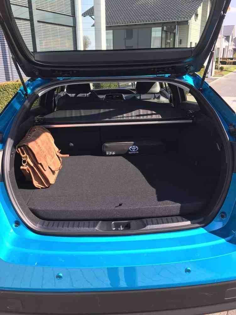 Toyota Prius Plug-in Hybrid Gepäckraum