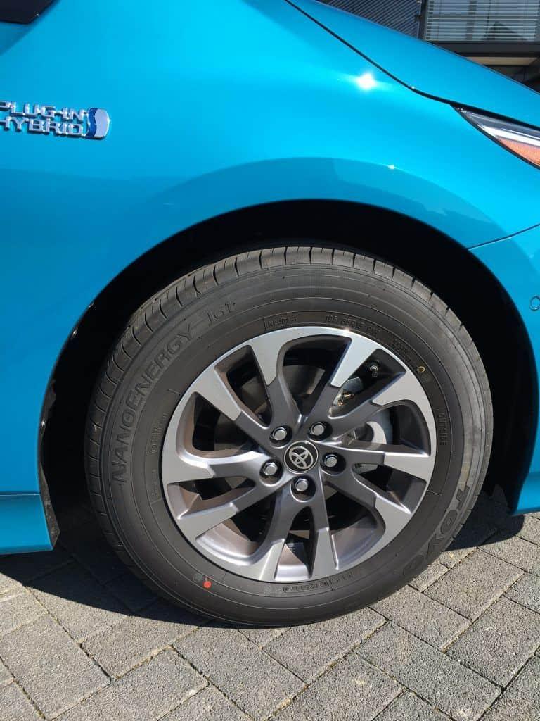 Toyota Prius Plug-in Hybrid Felge