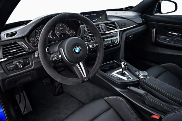 BMW M4 CS Innenraum