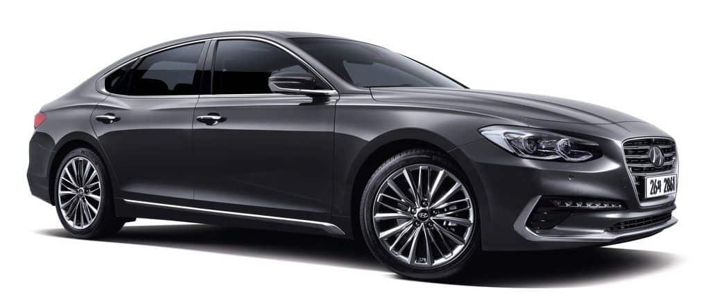 Hyundai IG Grandeur