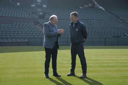 Ian Callum (links) und Neil Stubley