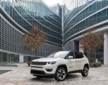 Jeep Compass - ab Anfang Juli in Deutschland zu haben