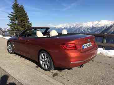 BMW er Cabrio